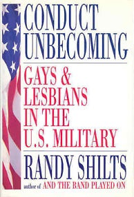 from Atlas conduct gay in lesbian military unbecoming us