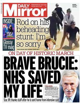 Veja o que saiu no Migalhas sobre Daily Mirror