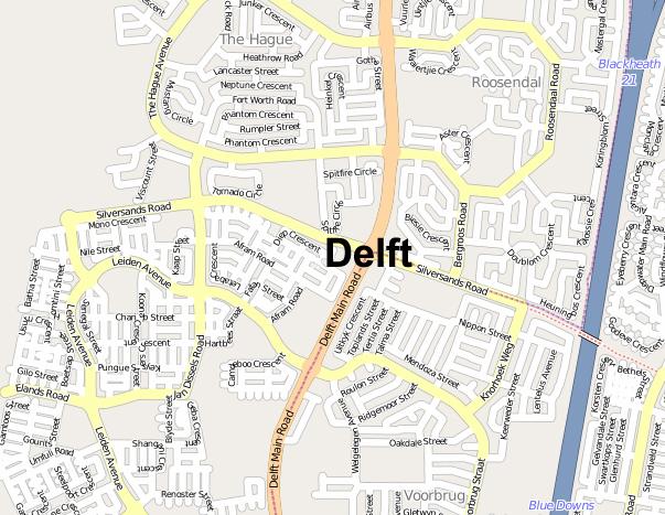 Delft, Cape Town - Wikipedia