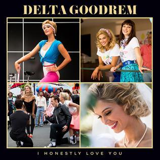 <i>I Honestly Love You</i> (album) 2018 soundtrack album by Delta Goodrem