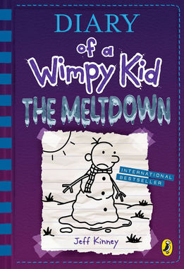 Diary Of A Wimpy Kid Plot Book