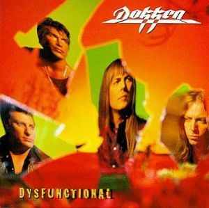 <i>Dysfunctional</i> (Dokken album) 1995 studio album by Dokken