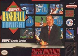 <i>ESPN Baseball Tonight</i> 1993 baseball video game