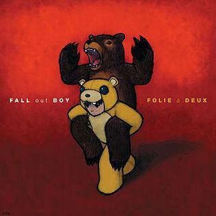 <i>Folie à Deux</i> (album) 2008 studio album by Fall Out Boy