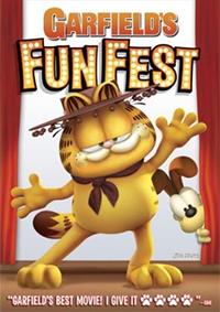 <i>Garfields Fun Fest</i> 2008 American film directed by Mark A.Z. Dippé