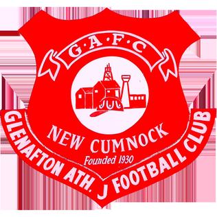 Glenafton Athletic F.C. Association football club in East Ayrshire, Scotland, UK