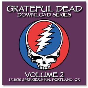 Grateful Dead - Grateful Dead Download Series Volume 2.jpg