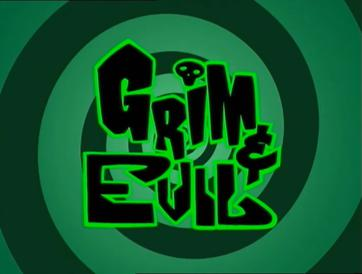 Picture of a TV show: Grim & Evil