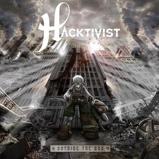 <i>Outside the Box</i> (Hacktivist album) 2016 studio album by Hacktivist