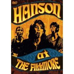 <i>At the Fillmore</i> (Hanson video) 2001 video by Hanson