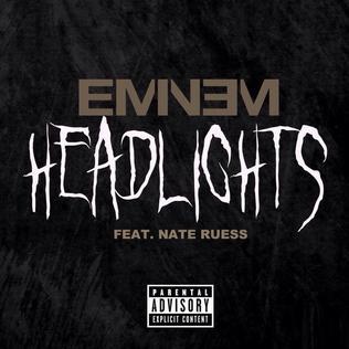 Headlights (Eminem song) 2014 Eminem song