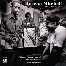 <i>Hey Donald</i> 1995 studio album by Roscoe Mitchell