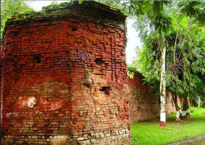 The Kangla Fort