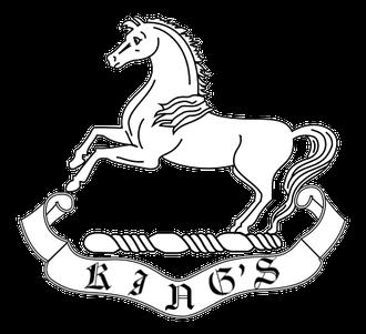 kings regiment liverpool wikipedia