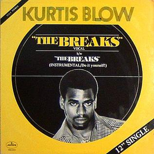 Kurtis Blow - The Breaks ('98 Remixes)