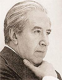 Marco Antonio Montes de Oca Mexican poet and painter