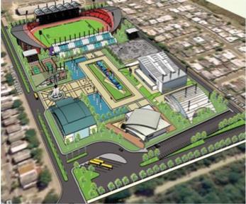Dubai Sports City Property