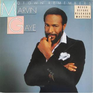 Motown Remembers Marvin Gaye: Never Before Released Masters artwork