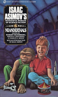 Image result for isaac asimov neanderthals