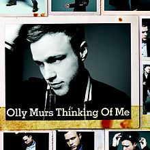 Thinking of Me 2010 single by Olly Murs