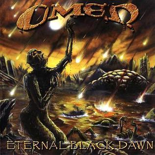 <i>Eternal Black Dawn</i> 2003 studio album by Omen