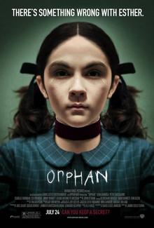 Orphan 2009 Film Wikipedia