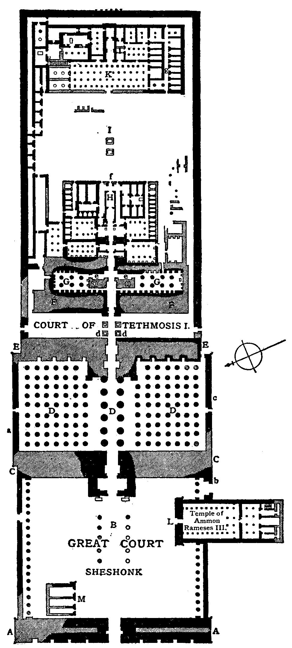 File Plan Of Karnak Png Wikipedia