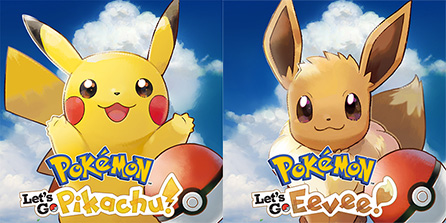 Pokemon Let S Go Pikachu And Let S Go Eevee Wikipedia