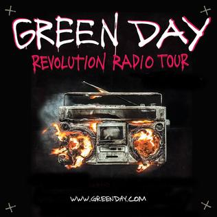 Green Day Tour 2020 Setlist Revolution Radio Tour   Wikipedia