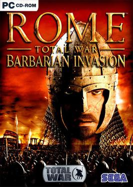 Picture of a game: Rome: Total War: Barbarian Invasion