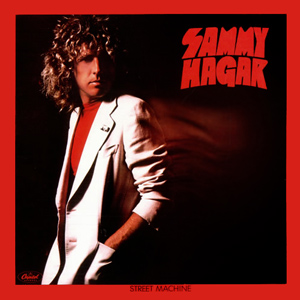 <i>Street Machine</i> (album) 1979 studio album by Sammy Hagar