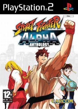 Street Fighter Alpha Anthology Wikipedia