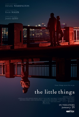 The Little Things 2021 English Movie 480p WEB-DL 500MB