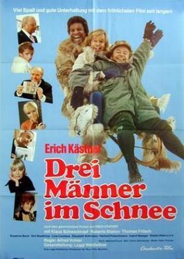 Drei Männer Im Schnee Film 1974