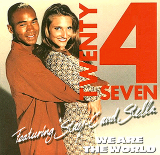 Twenty 4 Seven - I Can't Stand It