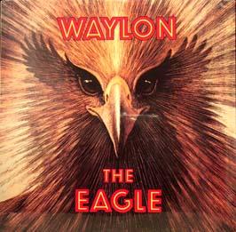 <i>The Eagle</i> (album) 1990 studio album by Waylon Jennings