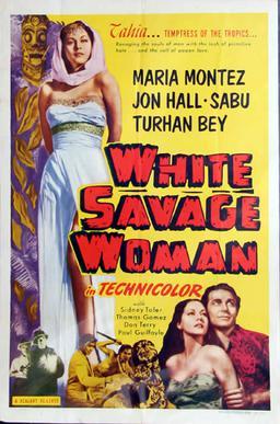 White Savage Wikipedia