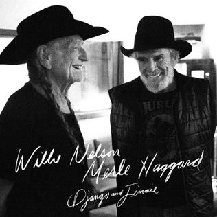 <i>Django and Jimmie</i> 2015 studio album by Willie Nelson and Merle Haggard
