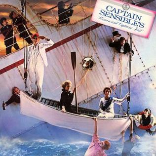 <i>Women and Captains First</i> 1982 studio album by Captain Sensible