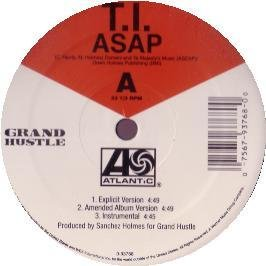 ASAP (T.I. song) 2005 single by T.I.