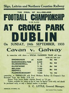 1933 All-Ireland Senior Football Championship Final programme.jpg