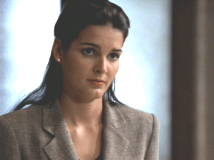 Abbie Carmichael character in the TV series Law & Order
