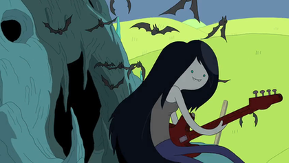 Marceline The Vampire Queen Wikipedia