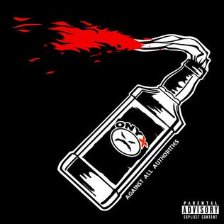 <i>Against All Authorities</i> 2015 EP by Onyx