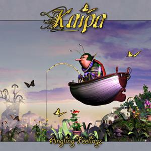 The Flower Kings (et associés ) Angling_Feelings_-_Kaipa