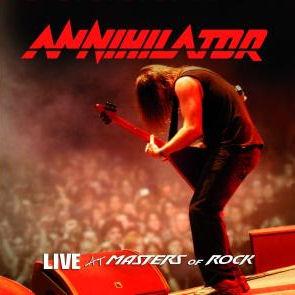 <i>Live at Masters of Rock</i> 2009 live album by Annihilator