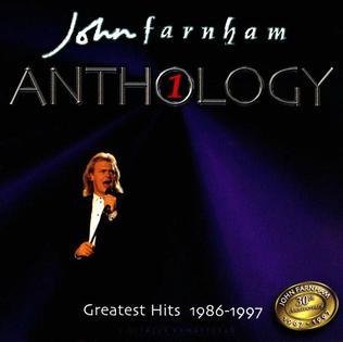 <i>Anthology 1: Greatest Hits 1986–1997</i> 1997 greatest hits album by John Farnham