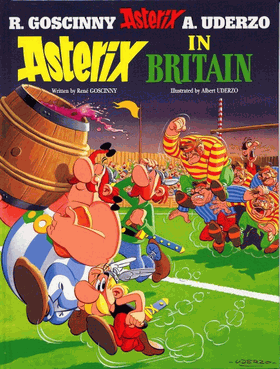 Asterix In Britain Wikipedia