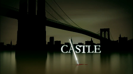 <i>Castle</i> (TV series) American police procedural comedy-drama television series (2009-2016)
