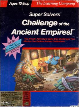 Challenge of the ancient empires http upload wikimedia org wikipedia